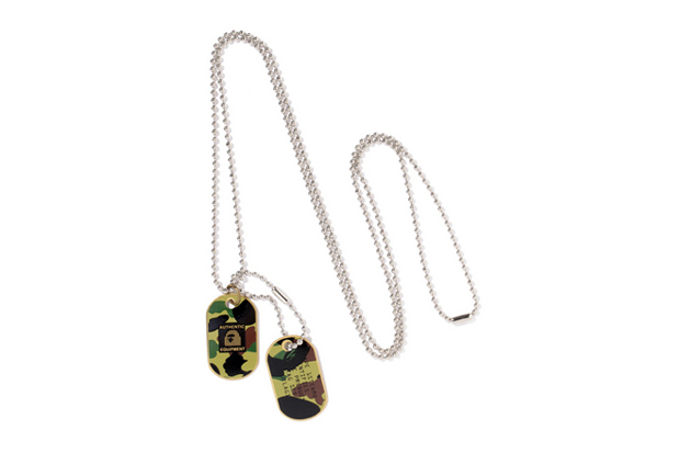 Image of A Bathing Ape 1ST CAMO DOGTAG
