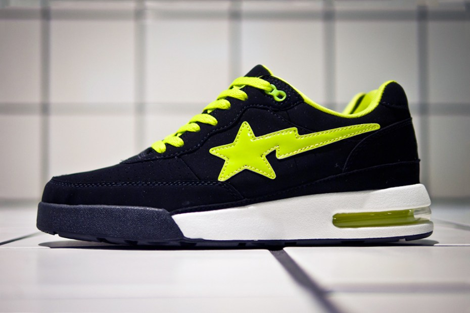 "Image of A Bathing Ape 2012 Spring/Summer ""Neon"" Roadsta"