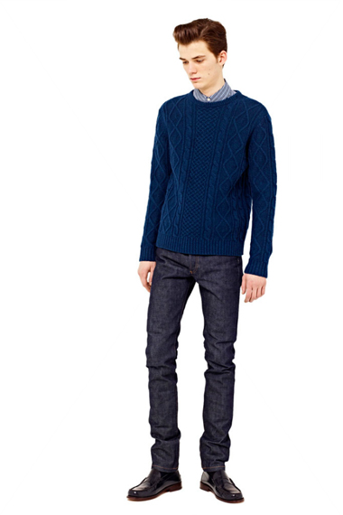 Image of A.P.C. 2012 Fall Collection