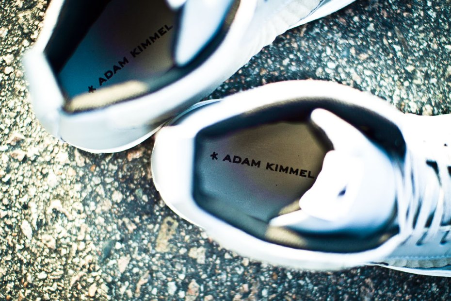Image of Adam Kimmel 2012 Spring/Summer Suede High Top Sneakers