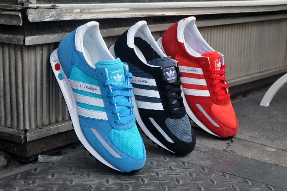 Image of adidas Originals 2012 Spring/Summer LA Trainer Pack