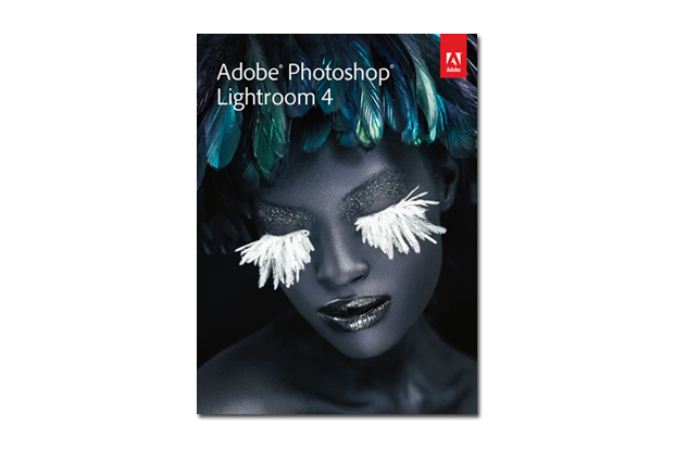 Image of Adobe Photoshop Lightroom 4