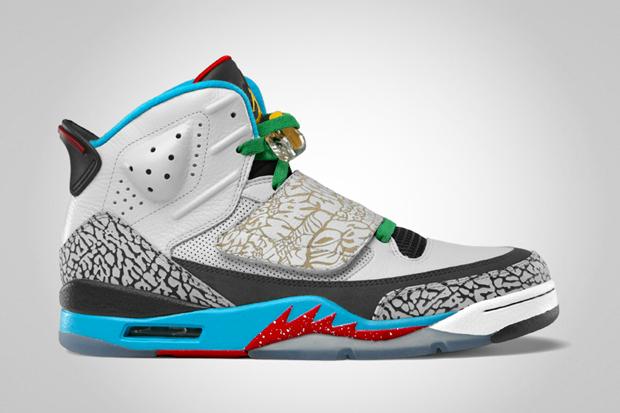 "Image of Air Jordan Son of Mars ""Pop Art"""