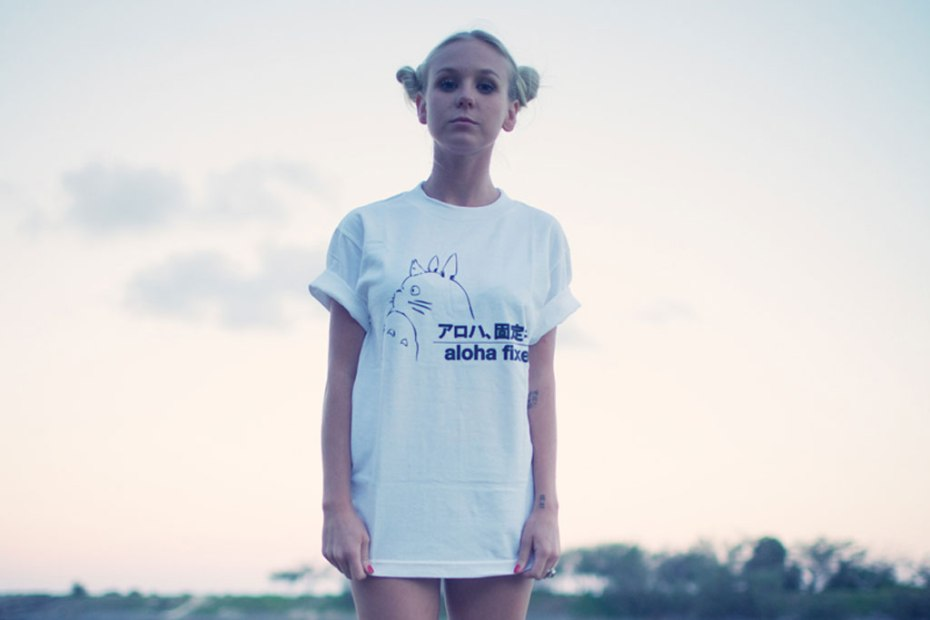Image of Aloha Fixed 2012 Spring Collection Lookbook