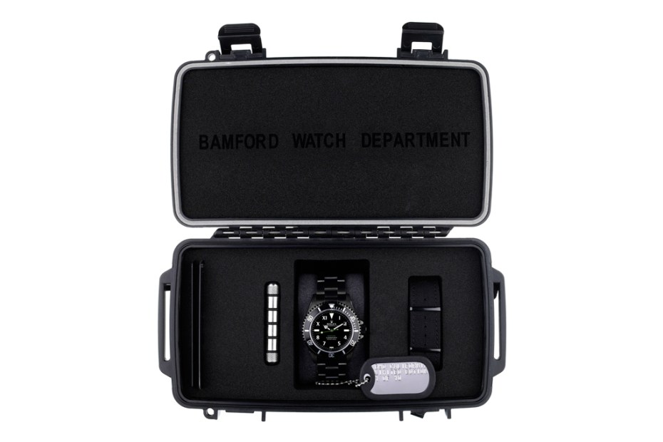 Image of Bamford Watch Department Rolex California Dial Submariner