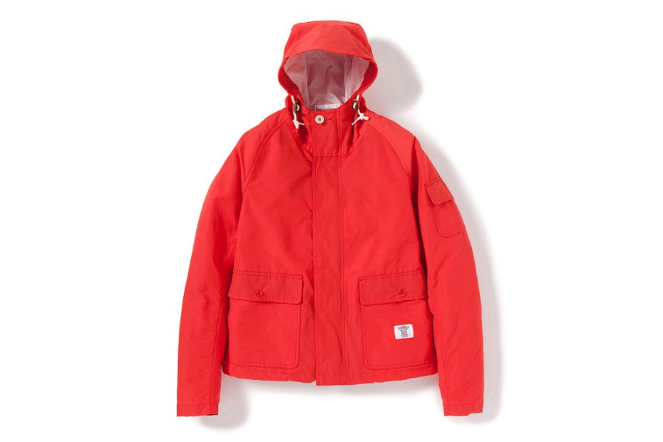 Image of BEDWIN &amp; THE HEARTBREAKERS Harrison Mountain Parka 