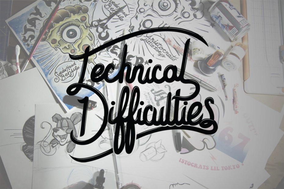 "Image of Benjie Escobar x Suedehead ""Technical Difficulties"" @ ARISTOCRATS"