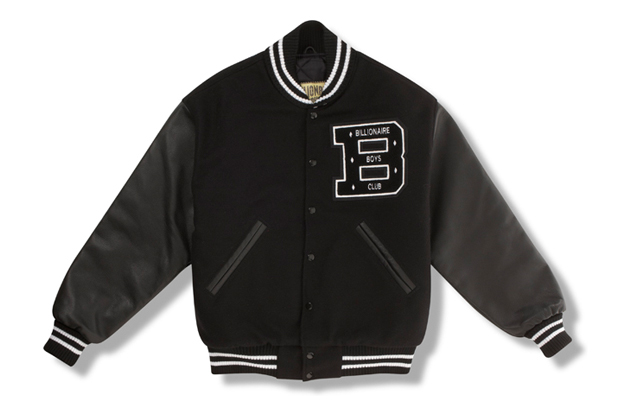 Image of Billionaire Boys Club 2012 Spring/Summer Quarterback Varsity Jacket