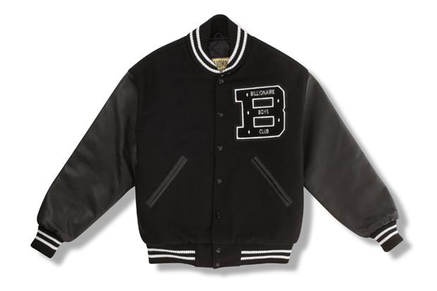Image of Billionaire Boys Club 2012 Spring/Summer Quarterback Varsity Jacket