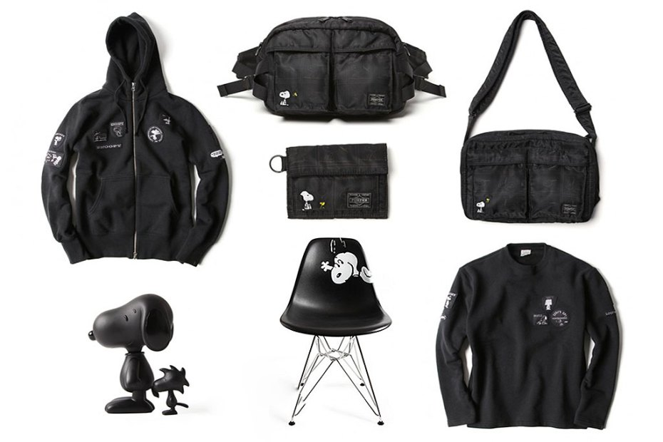 Image of Black Peanuts 2012 Capsule Collection