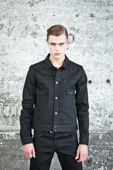 Image of BLACK SENSE MARKET 2012 Spring/Summer Collection Lookbook