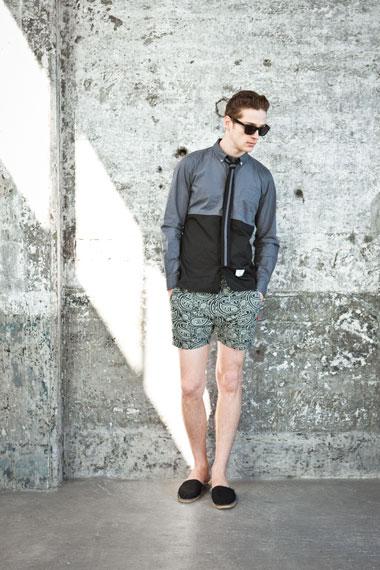Image of BLACK SENSE MARKET 2012 Spring/Summer Collection Lookbook