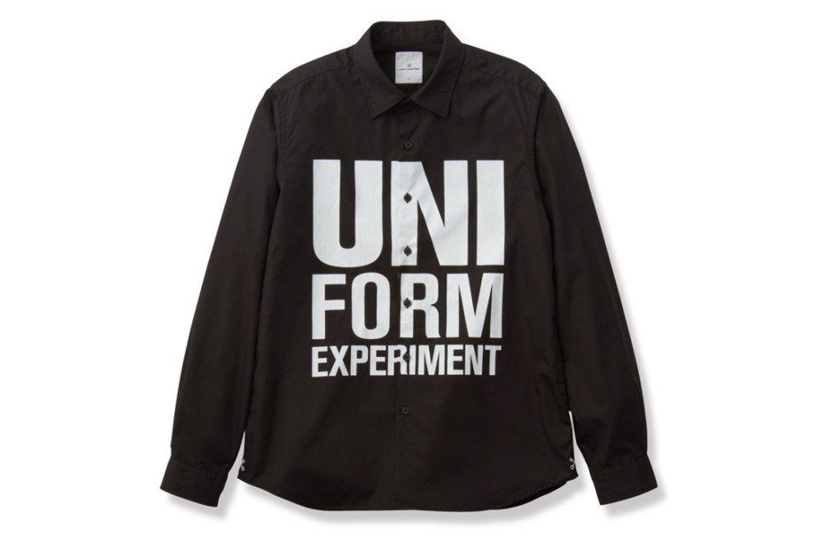 Image of BLACK SENSE MARKET x uniform experiment Button Down Shirt