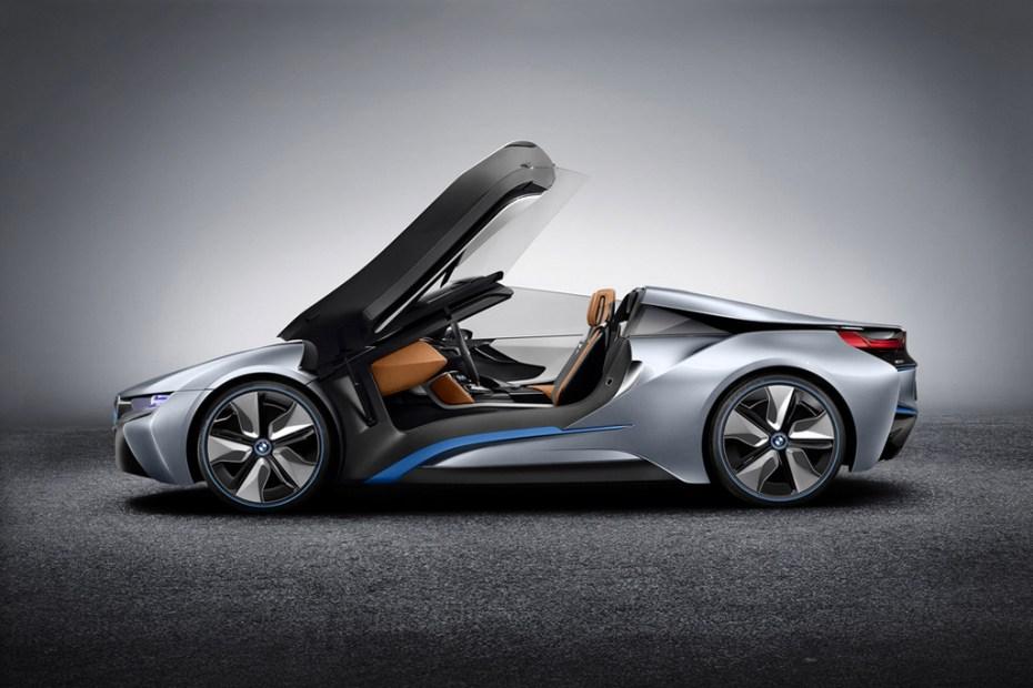 Image of BMW i8 Concept Spyder