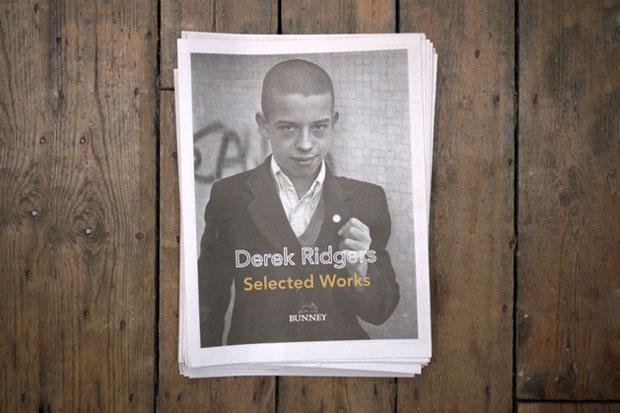 Image of BUNNEY: Derek Ridgers - Selected Works