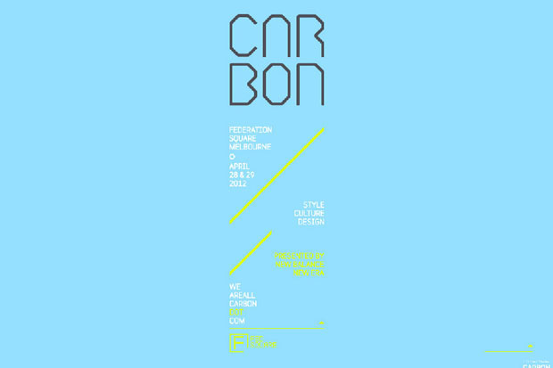 Image of CARBON 2012 Australia Announcement