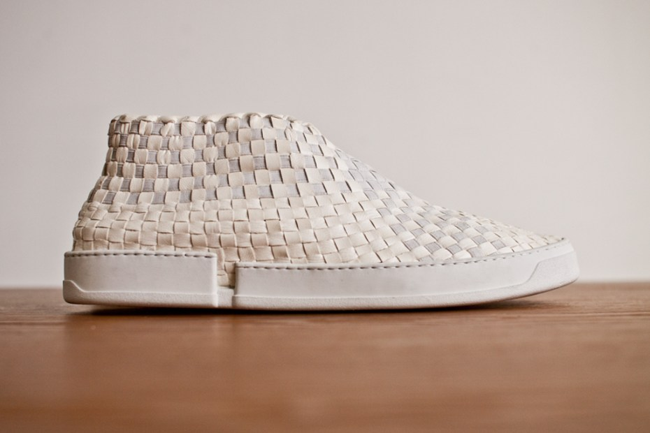 Image of Casbia 2012 Spring/Summer MAN SUEDE MILK