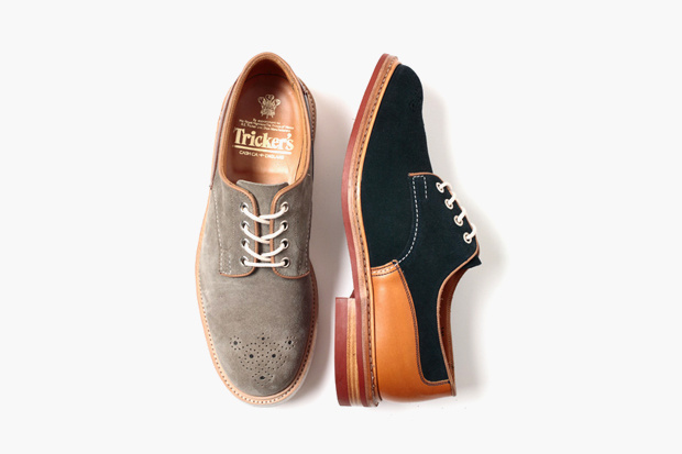 Image of CASH CA x Tricker's 2012 Spring Footwear