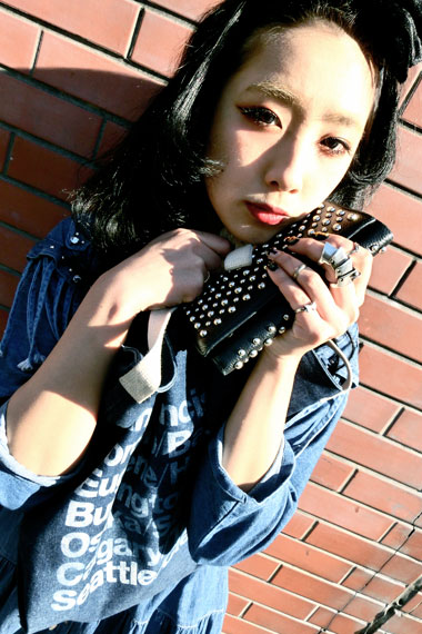 Image of CASIO EXILIM ZR200 x YONE: Harajuku Kawaii