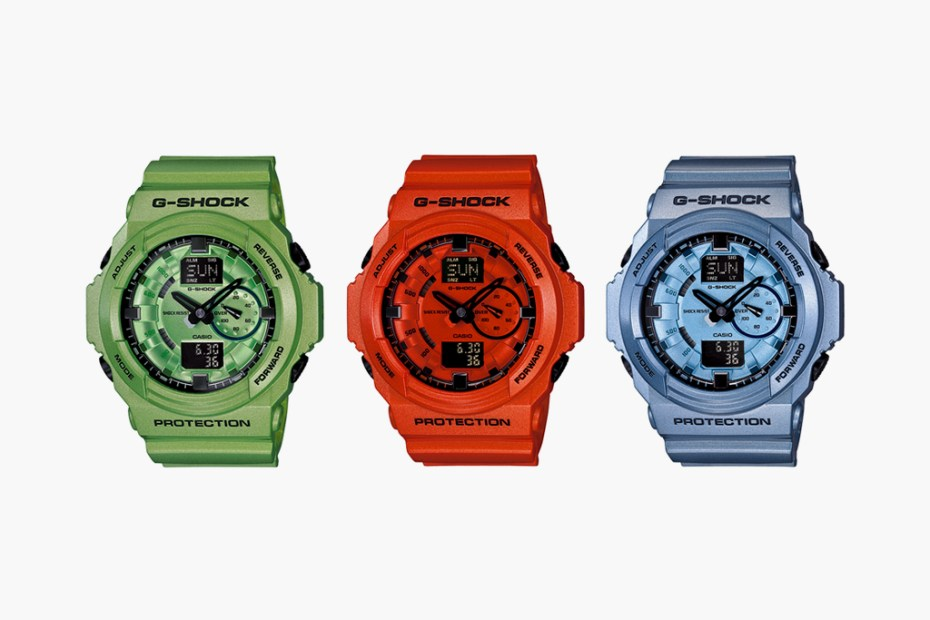 Image of Casio G-Shock 2012 Spring/Summer GA-150A Collection