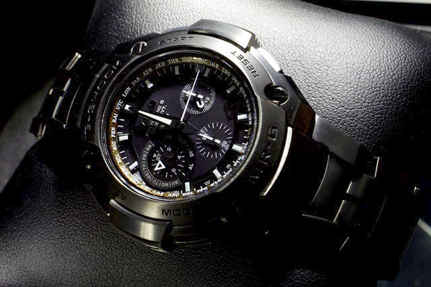 Image of Casio G-Shock MR-G 8101JP