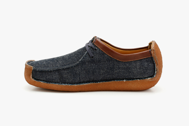 "Image of Clarks Natalie ""Denim"""