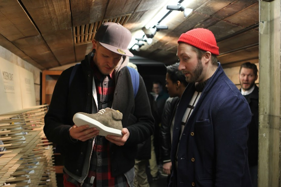 Image of Clarks Sportswear 2012 Limited Edition Preview @ Foot Patrol London Recap