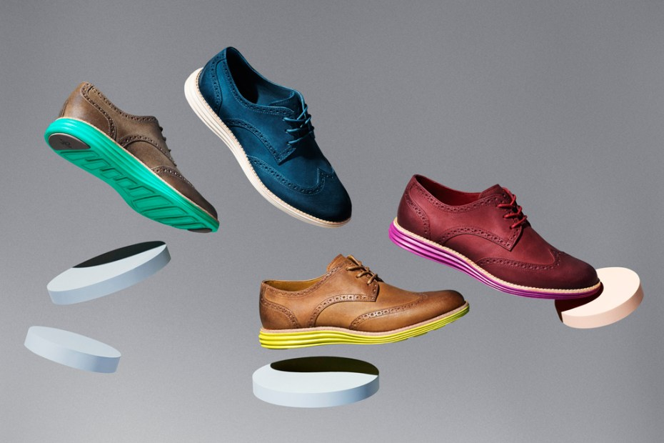 Image of Cole Haan LunarGrand Leather Collection