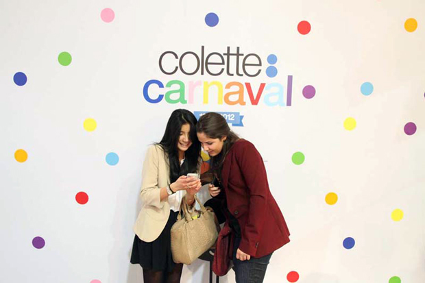 Image of colette Paris 15th Anniversary Carnival Recap