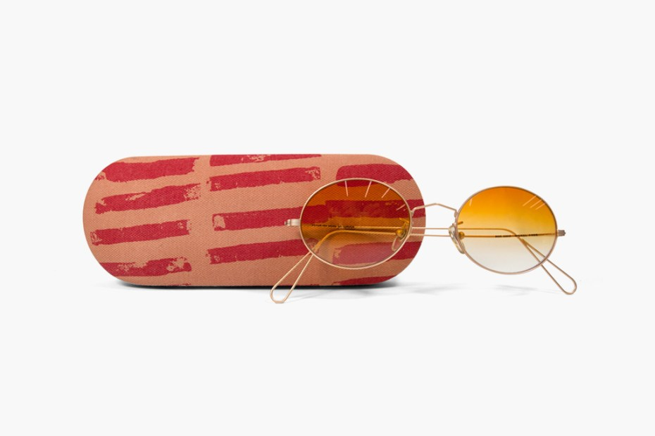 Image of COMME des GARCONS x Cutler and Gross Gradient Sunglasses