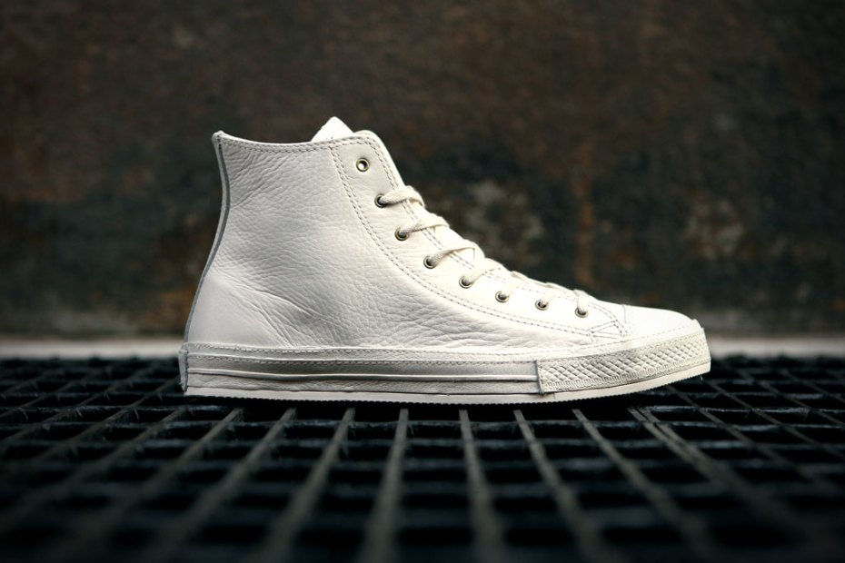 Image of Converse 2012 Spring Chuck Taylor Premium White Leather