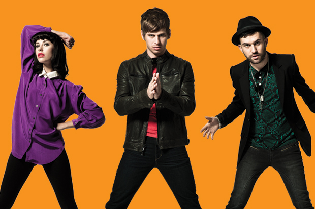 Image of Converse: 3 Artists 1 Song - Mark Foster, Kimbra & A-Trak