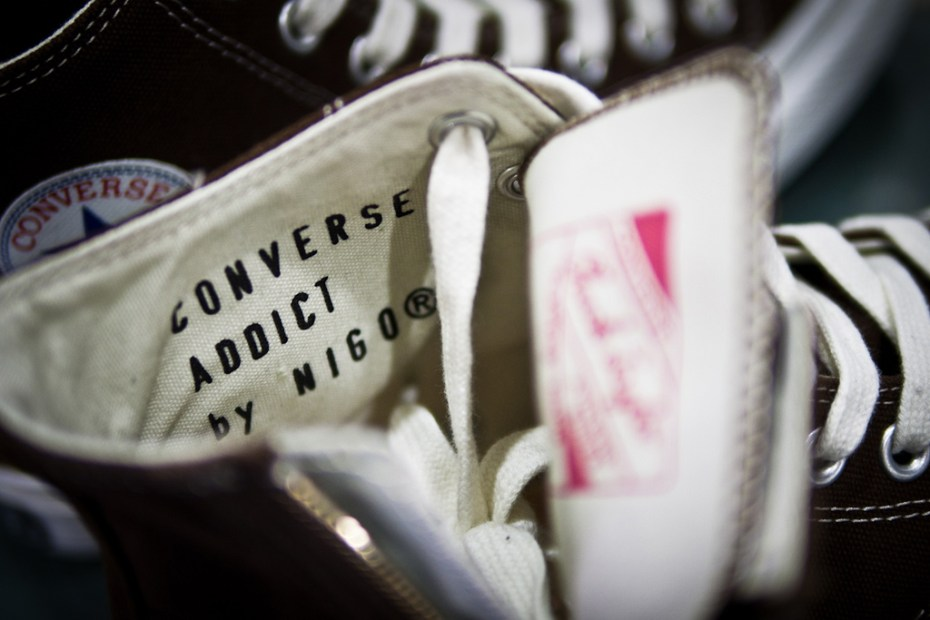 Image of Converse Addict by NIGO - A Closer Look