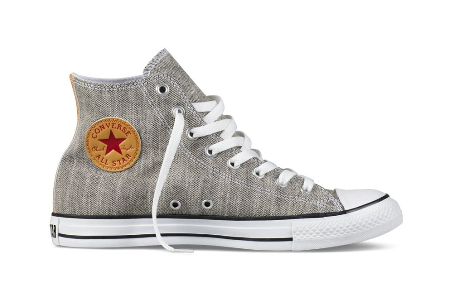 Image of Converse Chuck Taylor All-Star Hi Chambray