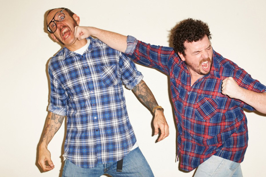 Image of Danny McBride Shot by Terry Richardson