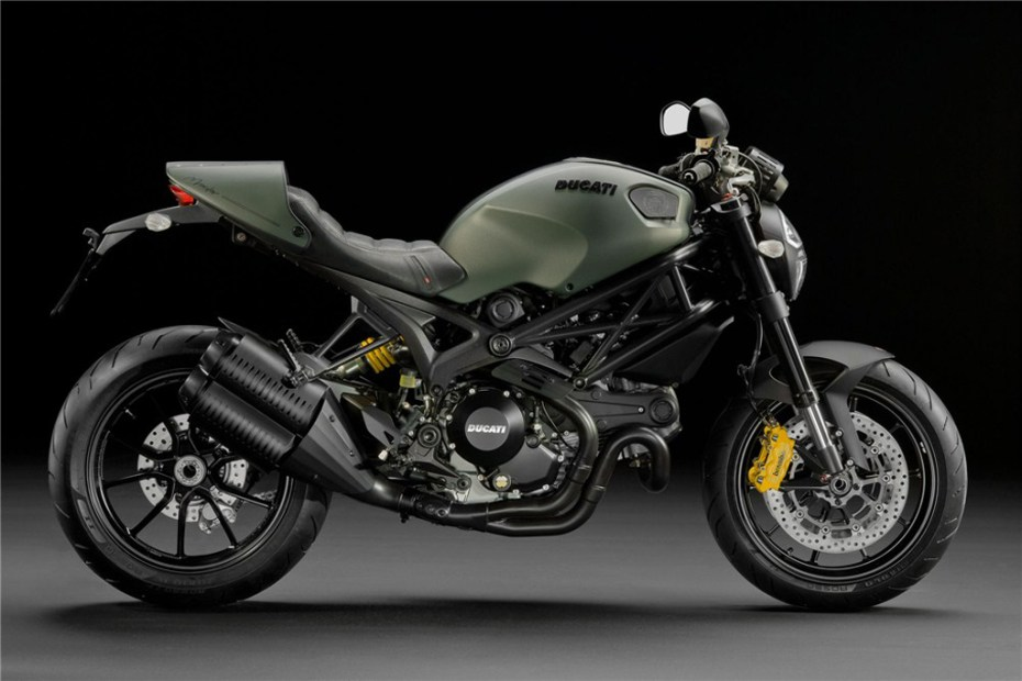 Image of Diesel x Ducati Monster 1100 EVO