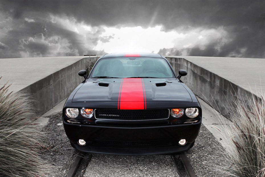 Image of Dodge Challenger Rallye Redline