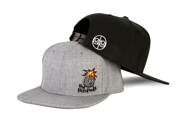 Image of Don Pendleton x The Hundreds Capsule Collection Snapback