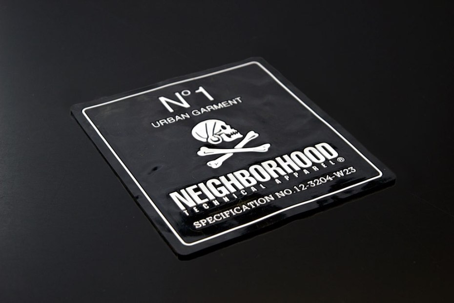 Image of DOUBLEDUTCH Nagoya 30th Anniversary Items From NEIGHBORHOOD & WTAPS
