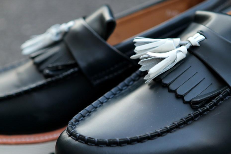 Image of Dr. Martens 2012 Spring/Summer Barrett Navy Loafer