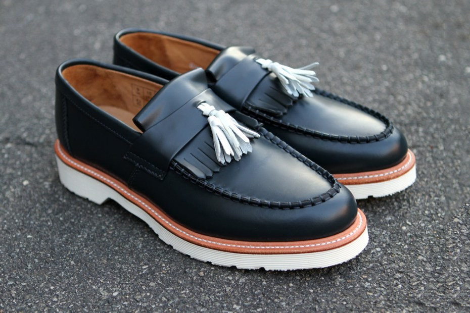 Image of Dr. Martens 2012 Spring/Summer Barrett Navy Loafer