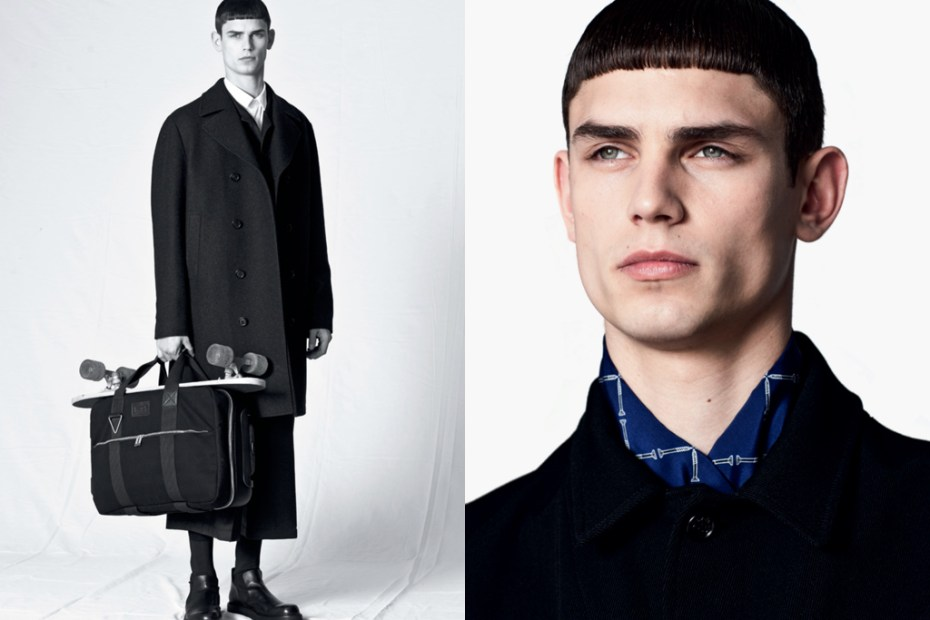 Image of EASTPAK by KRISVANASSCHE 3rd Collection Lookbook