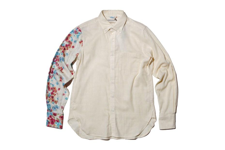 Image of EOTOTO 2012 Spring/Summer Floral Shirt
