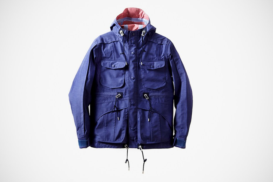 Image of EYESCREAM x White Mountaineering 2012 Spring/Summer Capsule Collection