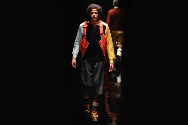 Image of FACETASM 2012 Fall/Winter Collection