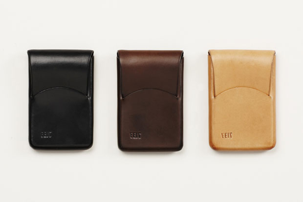 Image of FEIT 2012 Hand Made Florentine Wallet Collection