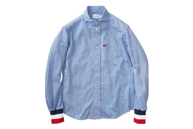 Image of Barneys NYC x FLAPH Bespoke Shirt