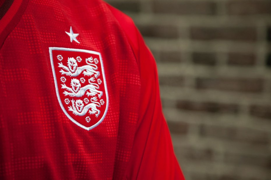 Image of Gastown FC: 2012 Umbro England Kit