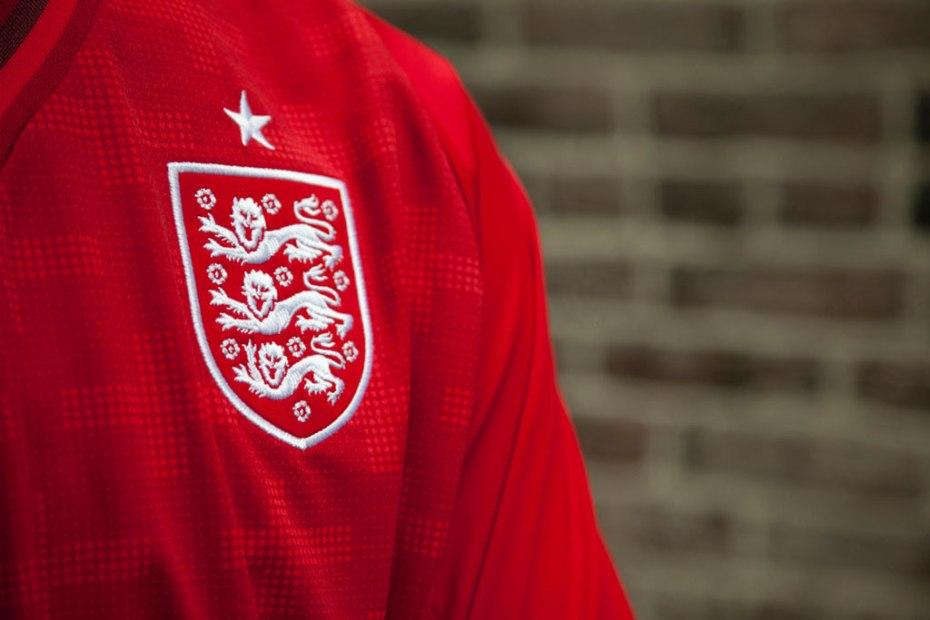 Image of Gastown FC: 2012 Umbro England Kit