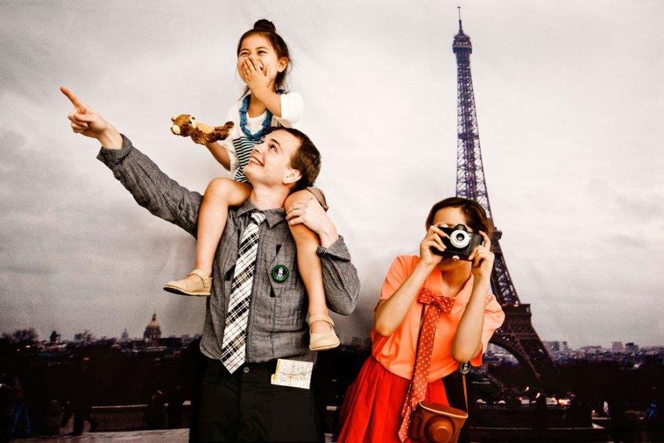 """Image of giraffe 2012 Spring/Summer """"Journey"""" Lookbook"""